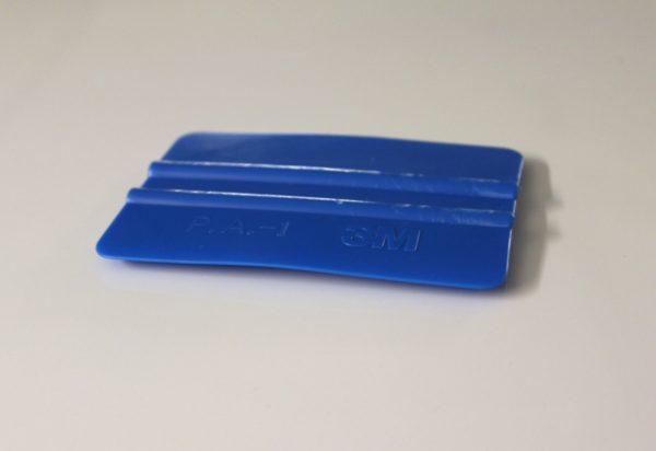 Sininen 3M PA1-S -muovilasta