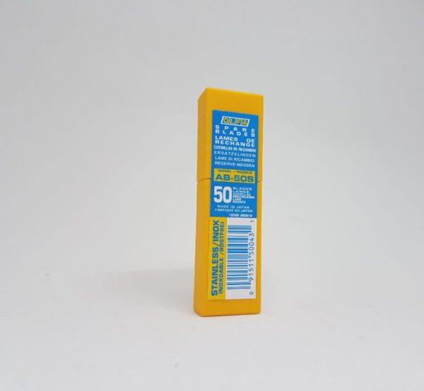 varaterät katkoteräveitseen 9mm