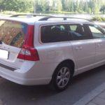 Volvo Llumar tummennuskalvo