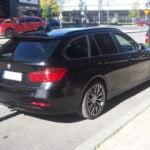 BMW llumar atr 20%