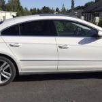Volkswagen passat lasien tummennus