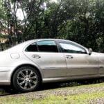 Mercedes Benz tummennuskalvot