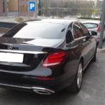 Mercedes tummennuskalvot