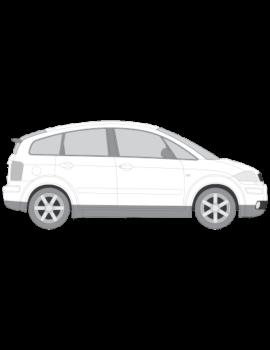Audi A2 tummennuskalvot