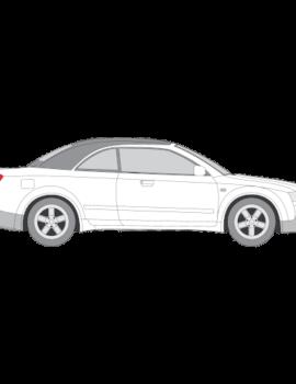 Audi A4 tummennuskalvo