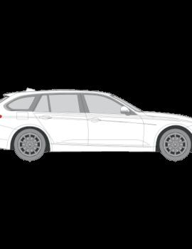 BMW 3-Sarja Touring tummennuskalvot
