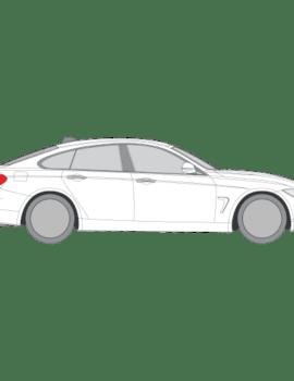 BMW 4-Sarjan Gran Coupe
