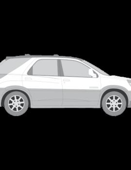 Buick Rendezvouz katumaasturi