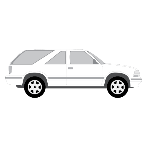 Chevrolet Blazer 3-ovinen