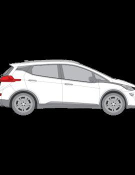 Chevrolet Bolt sähköauto