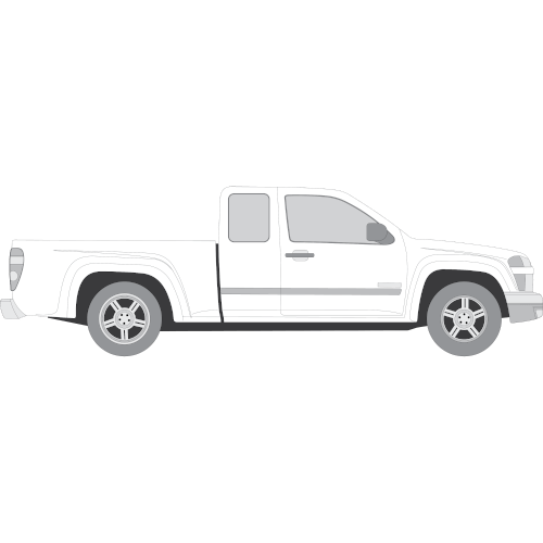 Chevrolet Colorado Ext Cab