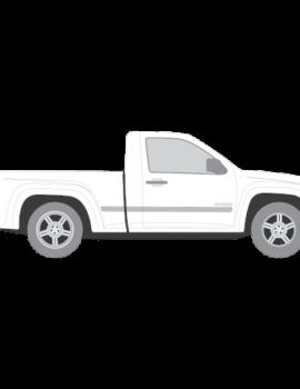 Chevrolet Colorado regcab