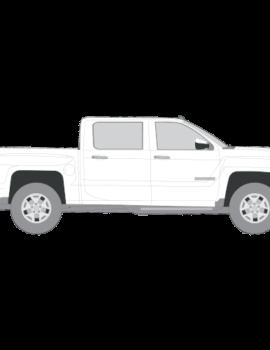 Chevrolet Silverado 1500 Crew Cabin