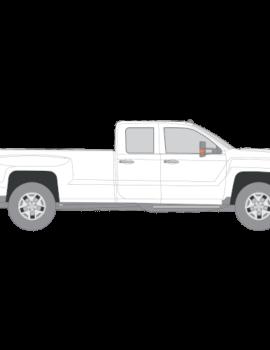 Chevrolet Silverado 2500/3500HD Crew Cabin