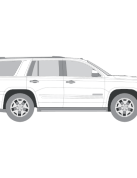 Chevrolet Tahoe 5-ovinen