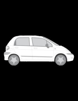 Daewoo Matiz 3-ovinen