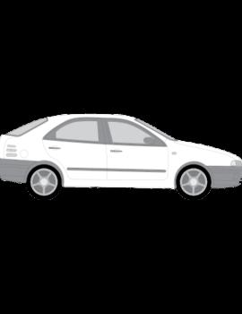 Fiat Brava muotoonleikatut