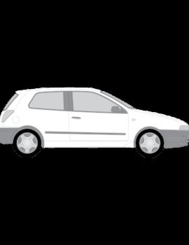 Fiat Bravo muotoonleikatut