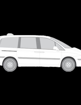 Fiat Ulyssee tila-auto