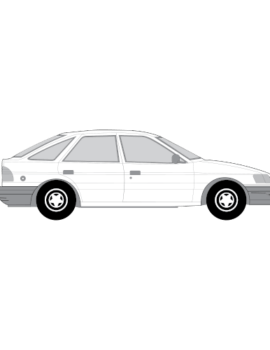 Ford Escort hatchback