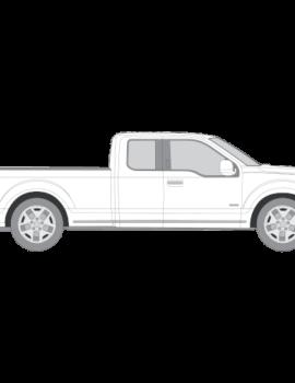 Ford F-150 Super Cabin