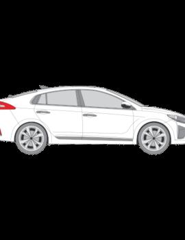 Hyundai Ioniq 5-ovea