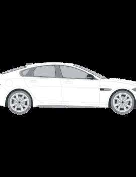 Jaguar XF sedan
