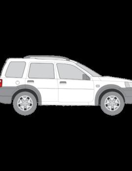 Land Rover Freelander 5-ovinen