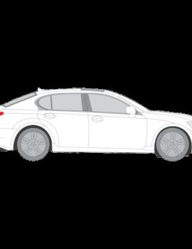 Lexus GS sedan