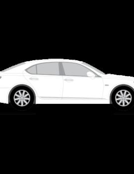 Lexus LS-Sarjan sedaniin