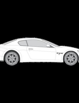 Maserati Gran Turismo Coupe