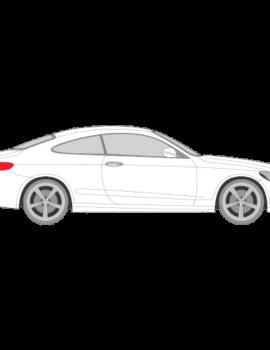Mercedes-Benz C-Sarjan coupe