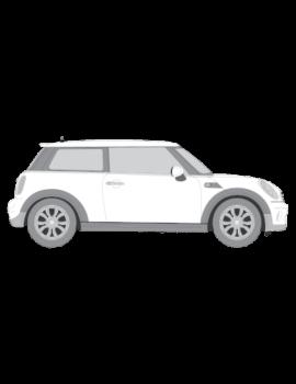 Mini Cooper 3-ovinen