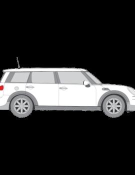 Mini Clubman 5-oviseen hatchbackiin