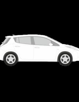 Nissan Leaf 5-ovea