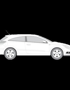 Opel Astra 3-ovea