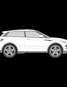Range Rover Evoque (3-ovinen)
