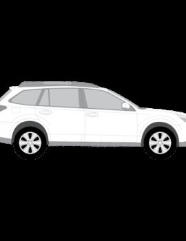 Subaru Outback farmari
