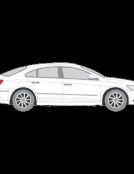 VW CC Sedan