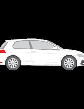 Volkswagen Golf 3-ovea
