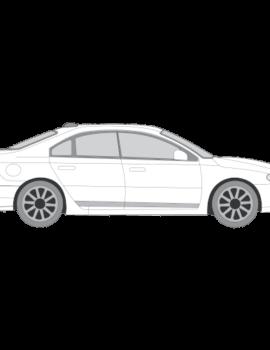 Volvo S80 sedan