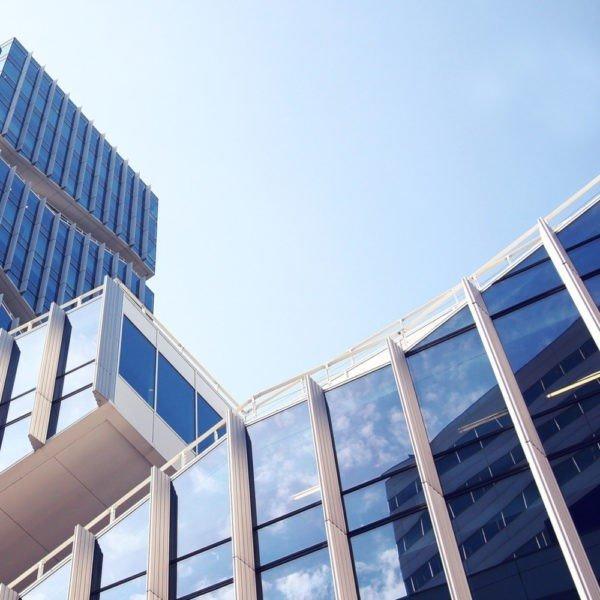 Skyfol SI peilikalvot rakennuksiin